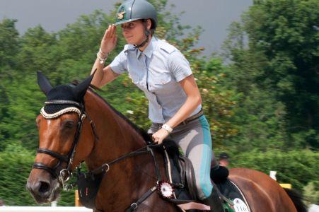 Ph:Giorgio Crosta - Saluto A Cavallo
