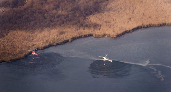 Elicotteri Lago Di Ganna